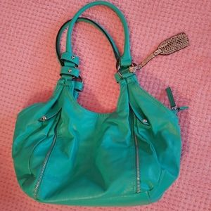 Exciting Green Shoulder Bag Purse from Fio…